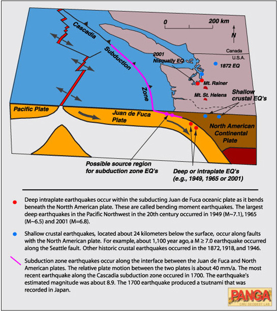 Earthquake Pictures And Information Earthquake Information