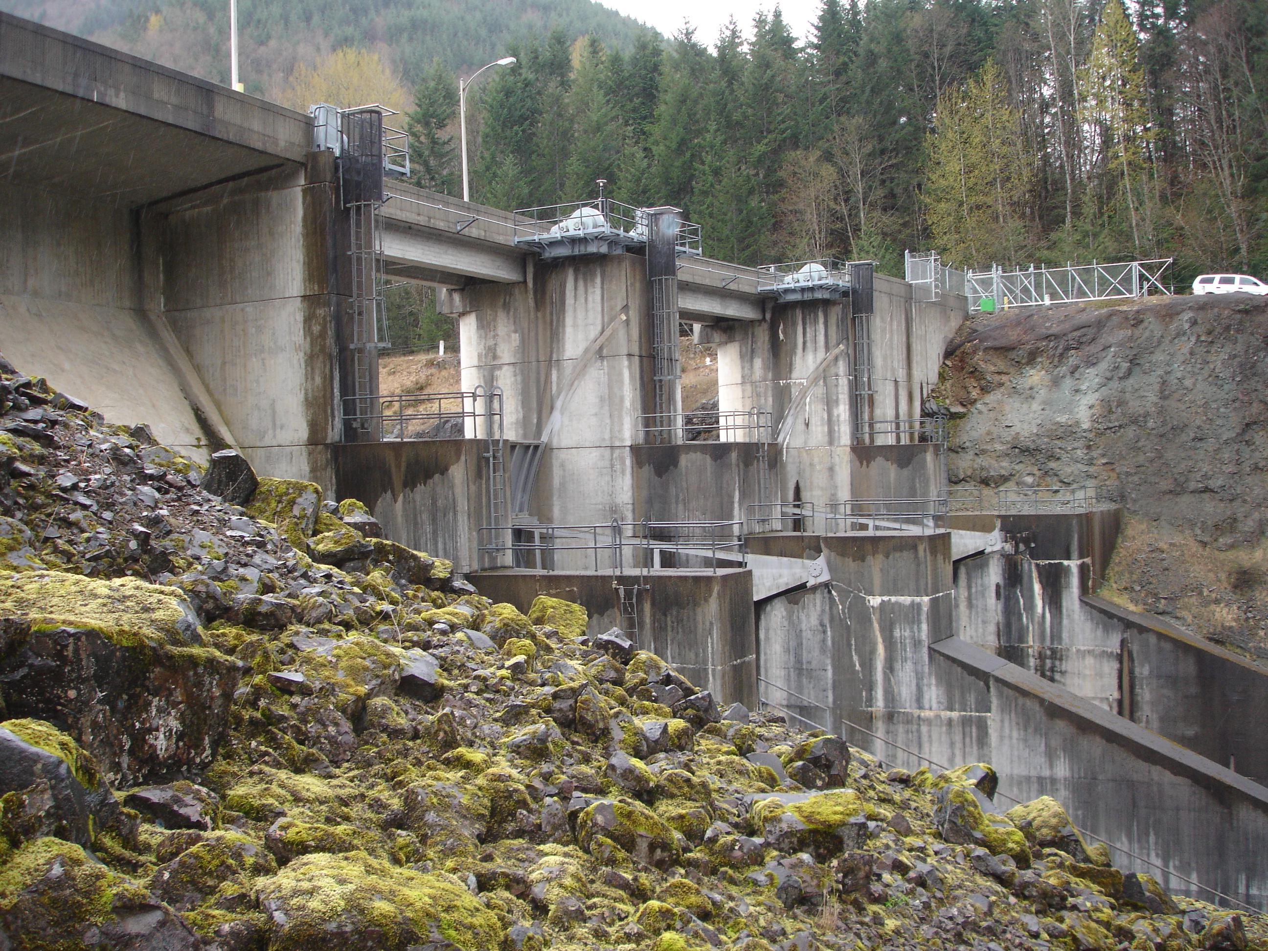 Dams in Washington Washington State The Dam